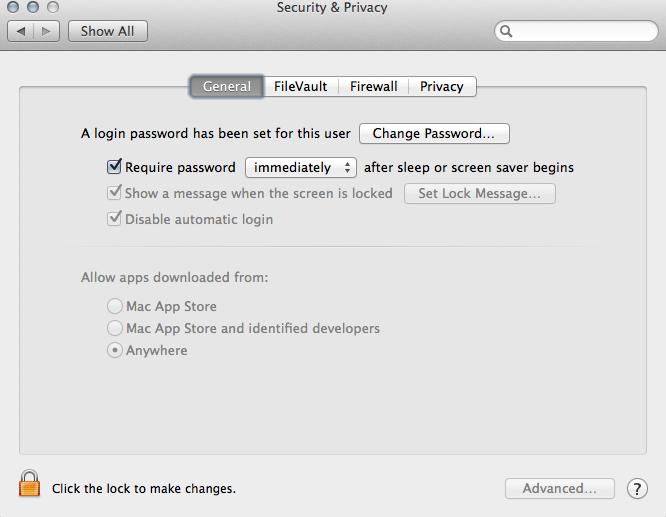 development applications on a mac